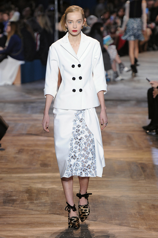Christian Dior Haute Couture, весна-лето 2016