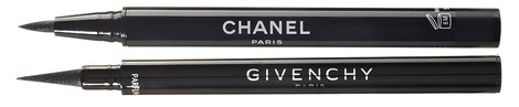Лайнеры Ecriture de Chanel, 10, Chanel, и Liner Couture, Givenchy