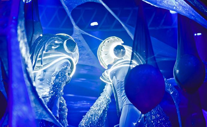 ночь музеев, Artplay, выставки, роботы, шоу