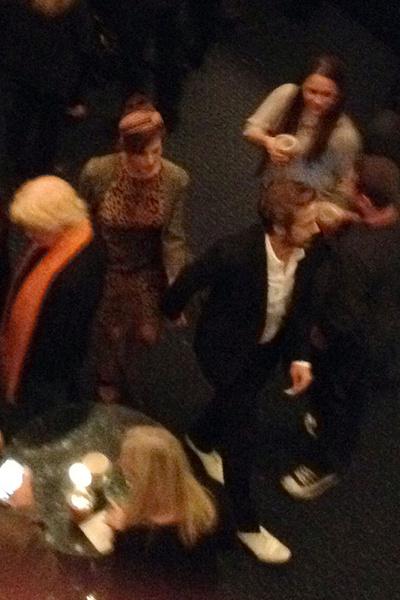 Снова вместе: Райан Голсинг и Ева Мендес вместе вышли в свет | галерея [1] фото [4]