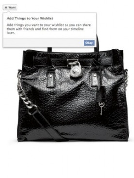 Michael Kors на Facebook