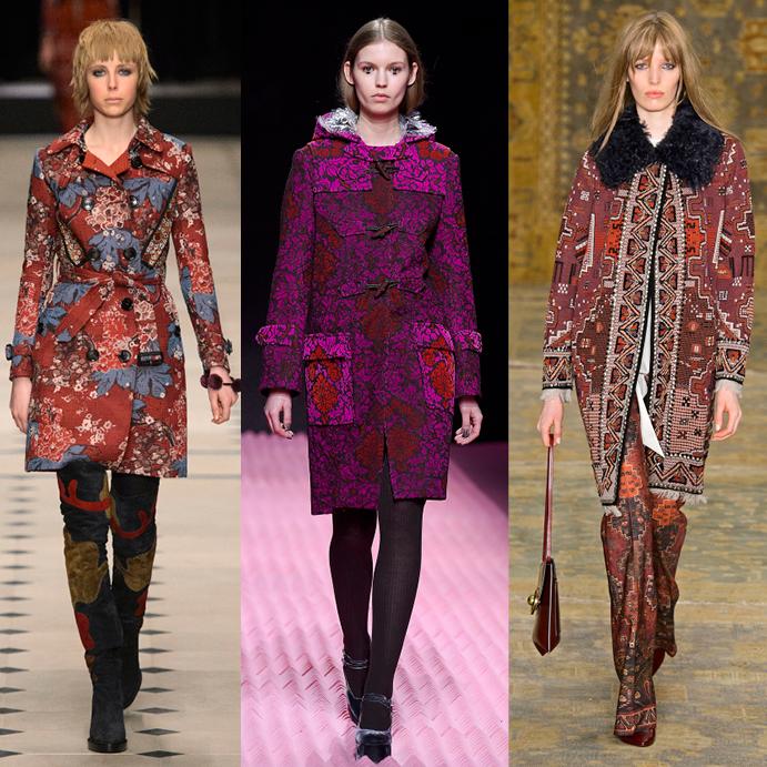 Модная верхняя одежда осень-2015 фото 5