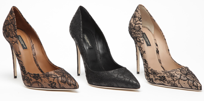 Dolce & Gabbana презентовали новую коллекцию туфель Kate фото 4