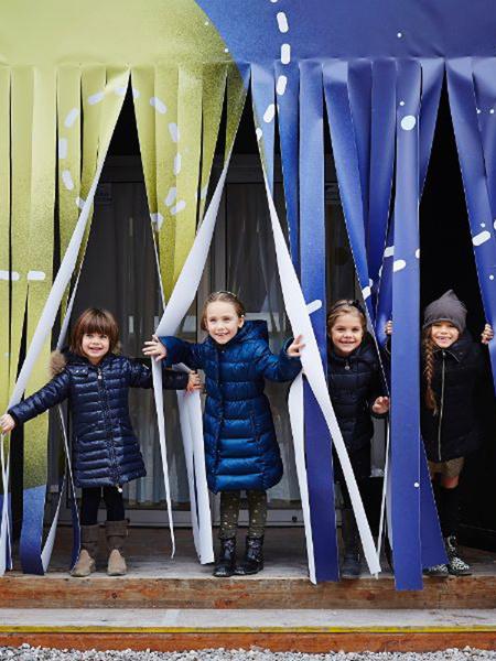 Детский мир: милые моменты с выставки Pitti Bimbo во Флоренции | галерея [1] фото [12]
