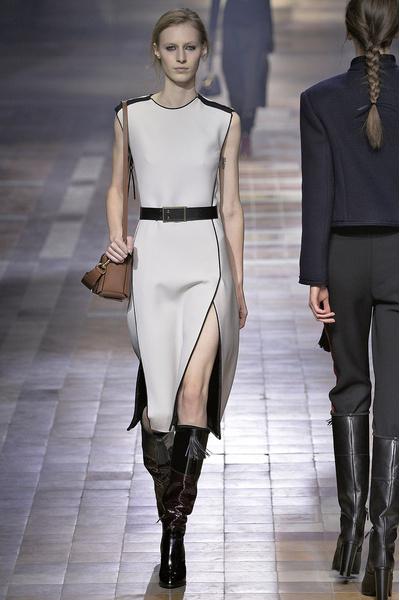 Показ Lanvin на неделе моды в Париже | галерея [1] фото [23]