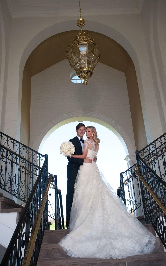 свадьбы звезд иванка трамп
