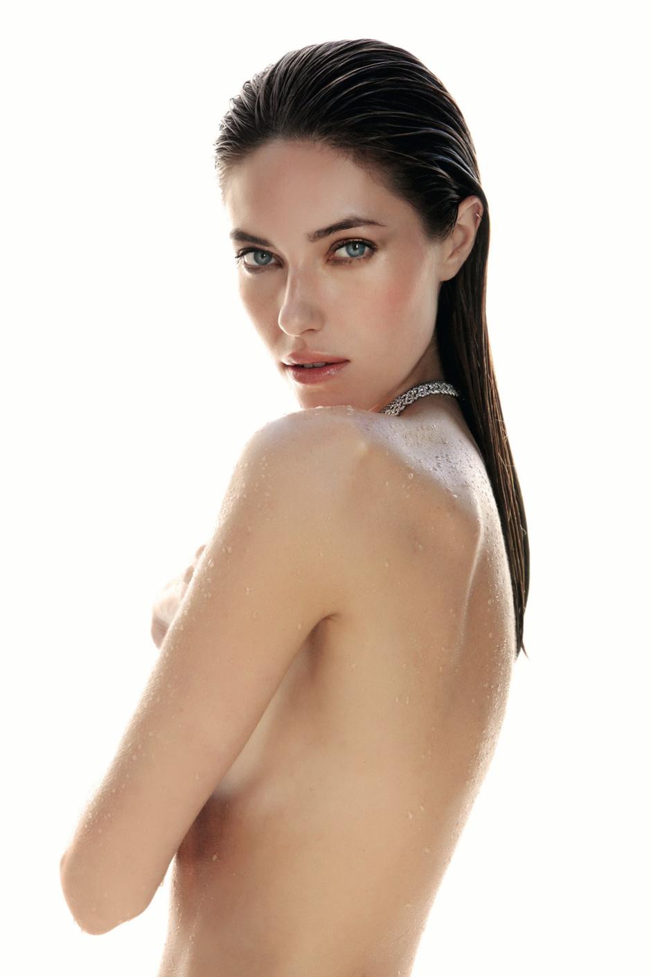 Как создать ультрамодный эффект мокрых волос