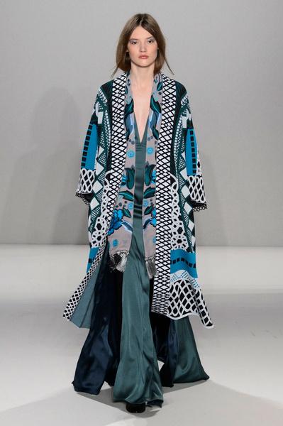 Неделя моды в Лондоне: 22 февраля | галерея [2] фото [10]