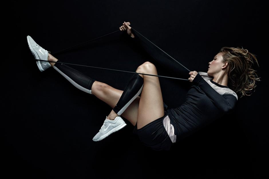 Модная одежда для занятий спортом