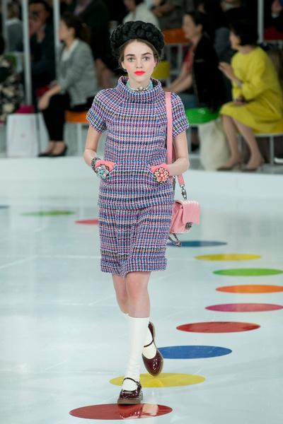 Показ круизной коллекции Chanel в Сеуле | галерея [1] фото [15]