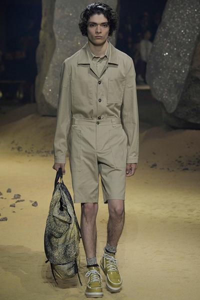 Неделя мужской моды в Париже: лучшие показы | галерея [5] фото [22]