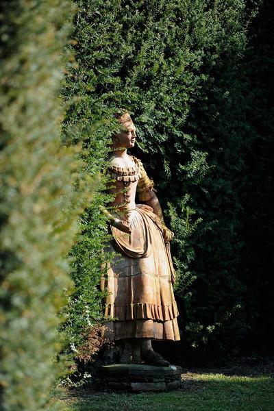 Вилла Марлия в Тоскане станет отелем | галерея [1] фото [20]
