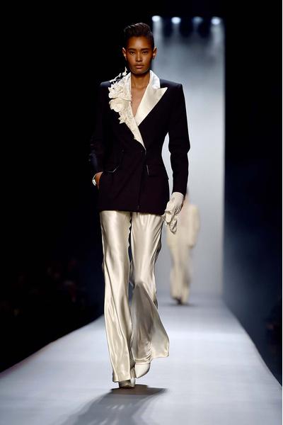 Показ Jean Paul Gaultier Couture | галерея [1] фото [46]