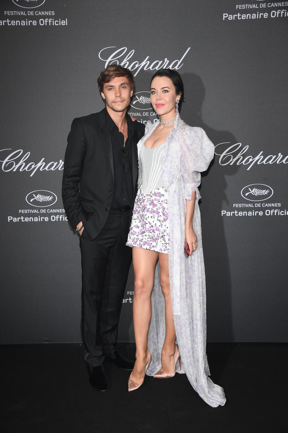 Ульяна и Алехандро Сергеенко