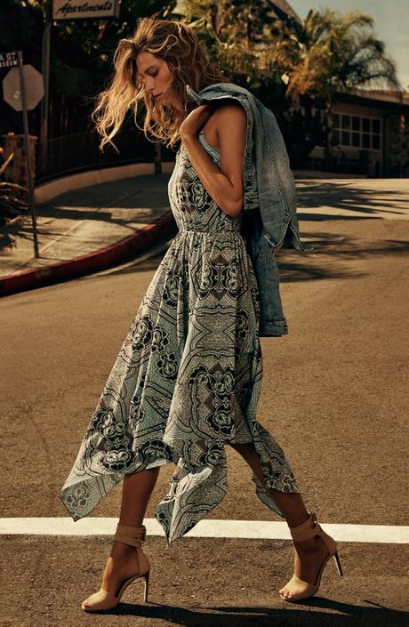 Дарья Вербова стала героиней новой рекламной кампании H&M