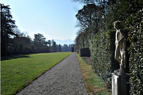 Вилла Марлия в Тоскане станет отелем   галерея [1] фото [18]