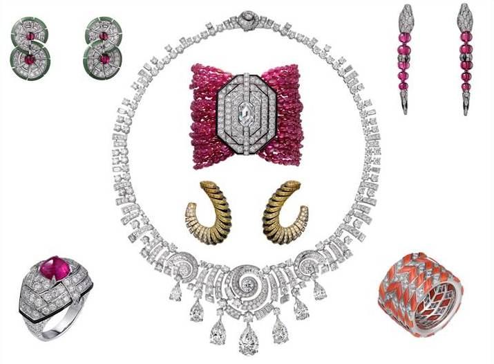 8 марта Cartier представит третью часть коллекции высокого ювелирного искусства