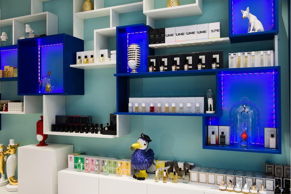 Столичные знаменитости на открытии Fragrance Secrets
