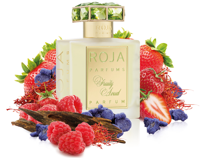 Новая коллекция ароматов Tutti Fruitti Collection от Roja Parfums