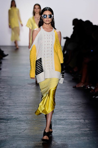 Неделя моды в Нью-Йорке 2015: день шестой | галерея [2] фото [5]
