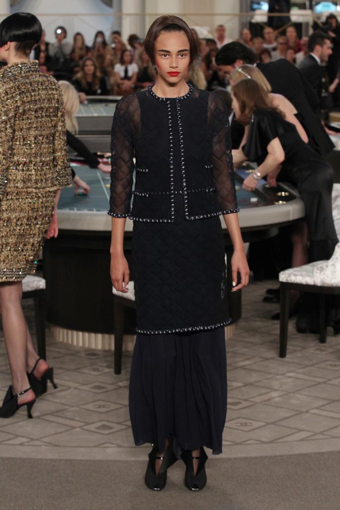 Chanel Haute Couture, осень-зима 2015