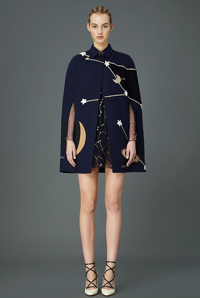 Главные тренды pre-fall коллекции Valentino | галерея [6] фото [6]