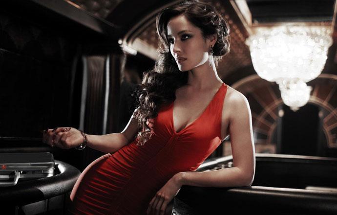 Беренис Марло француженки, фото, самые красивые
