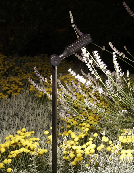 Освещение сада: советы и новинки | галерея [1] фото [2]
