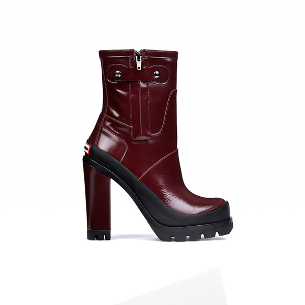 Шире шаг: модная резиновая обувь | галерея [1] фото [14]