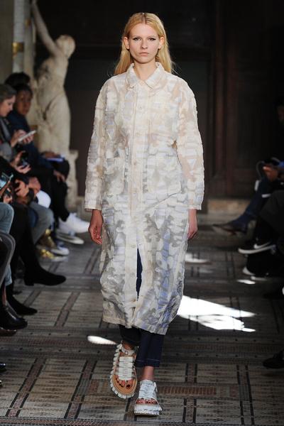 Неделя моды в Париже: день четвертый | галерея [3] фото [10]