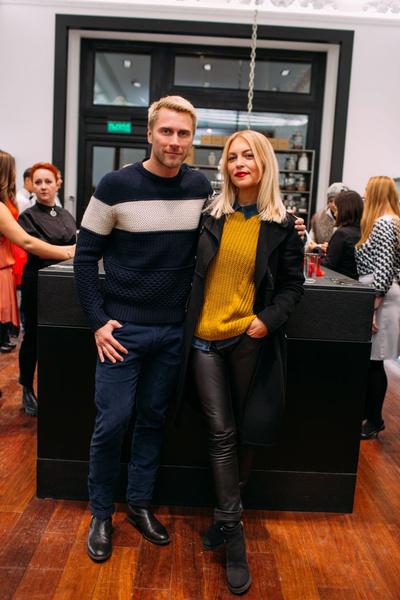 Александр Вриланд представил в Москве коллекцию Diana Vreeland Parfums | галерея [1] фото [10]