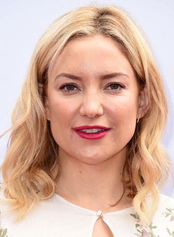 Кейт Хадсон: прическа и макияж