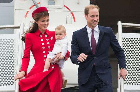 История любви Кейт Миддлтон и принца Уильяма в фотографиях | галерея [4] фото [6]