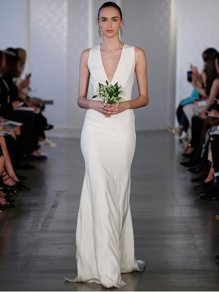 Лучшие коллекции Недели свадебной моды | галерея [3] фото [11]