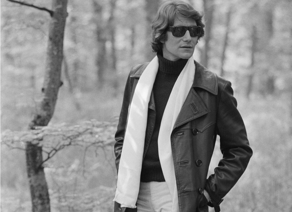 Модные революции Ив Сен-Лорана