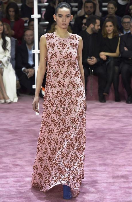 Фелисити Джонс – Dior