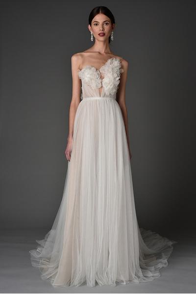 Лучшие коллекции Недели свадебной моды | галерея [1] фото [6]