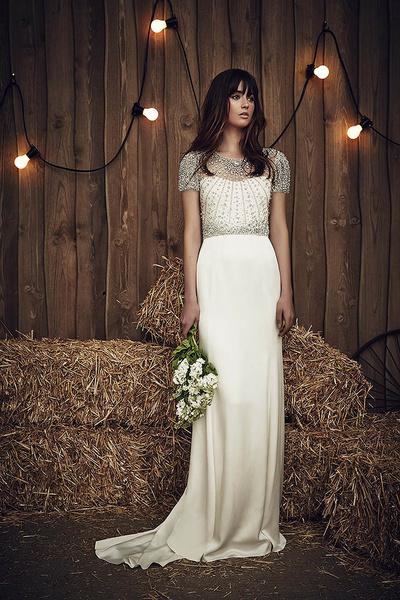 Лучшие коллекции Недели свадебной моды | галерея [6] фото [1]