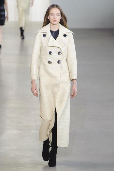 Показ Calvin Klein на Неделе моды в Нью-Йорке | галерея [1] фото [20]
