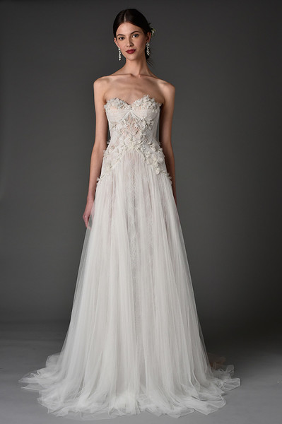 Лучшие коллекции Недели свадебной моды | галерея [1] фото [12]