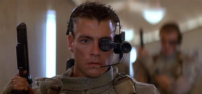 «Универсальный солдат» / 1992