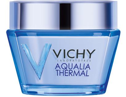 Vichy Aqualia Thermal Легкий крем «Динамичное увлажнение»