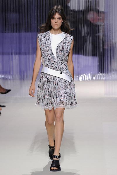 Неделя моды в Париже: день третий | галерея [1] фото [7]