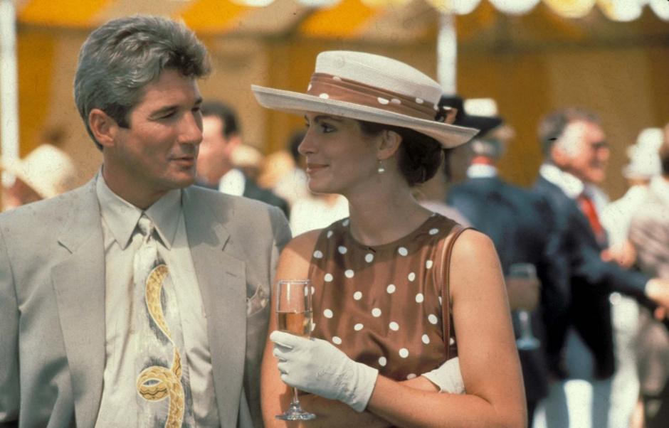 Ричард Гир и Джулия Робертс снимутся в продолжении «Красотки»?