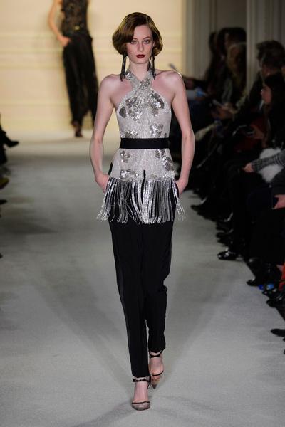 Показ Marchesa на Неделе моды в Нью-Йорке | галерея [1] фото [18]