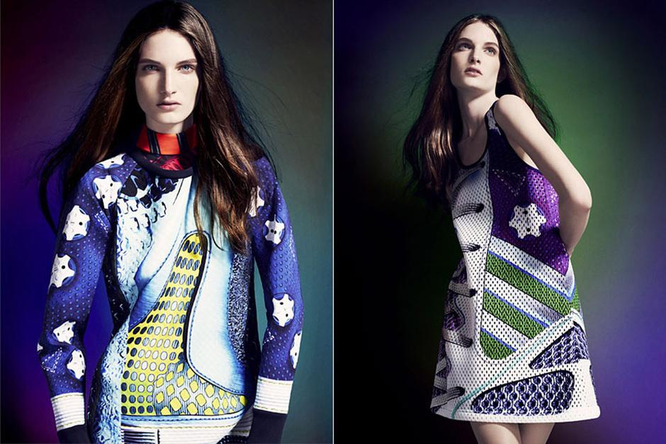 Коллекция adidas Originals от Мэри Катранзу