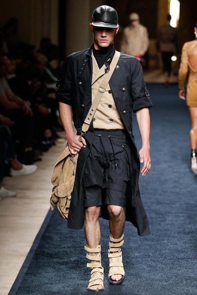 Неделя мужской моды в Париже: лучшие показы | галерея [7] фото [9]