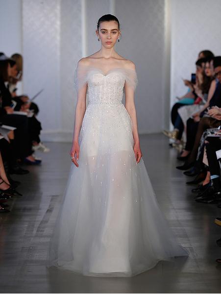 Лучшие коллекции Недели свадебной моды | галерея [3] фото [3]