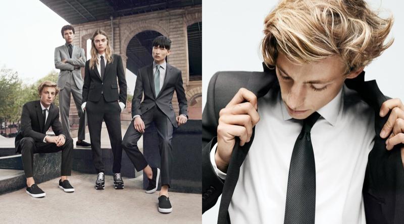 Мужская коллекция DKNY