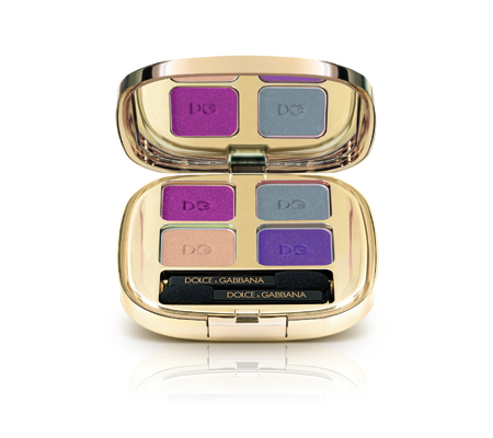 Палетка The Eyeshadow Smooth Eye Colour Quad Fall Harvest